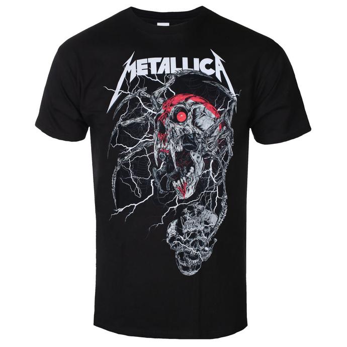 tričko pánské Metallica - Spider Dead - ROCK OFF