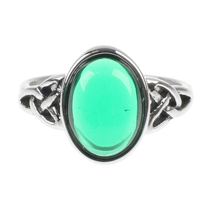 prsten ETNOX - Celtic Green