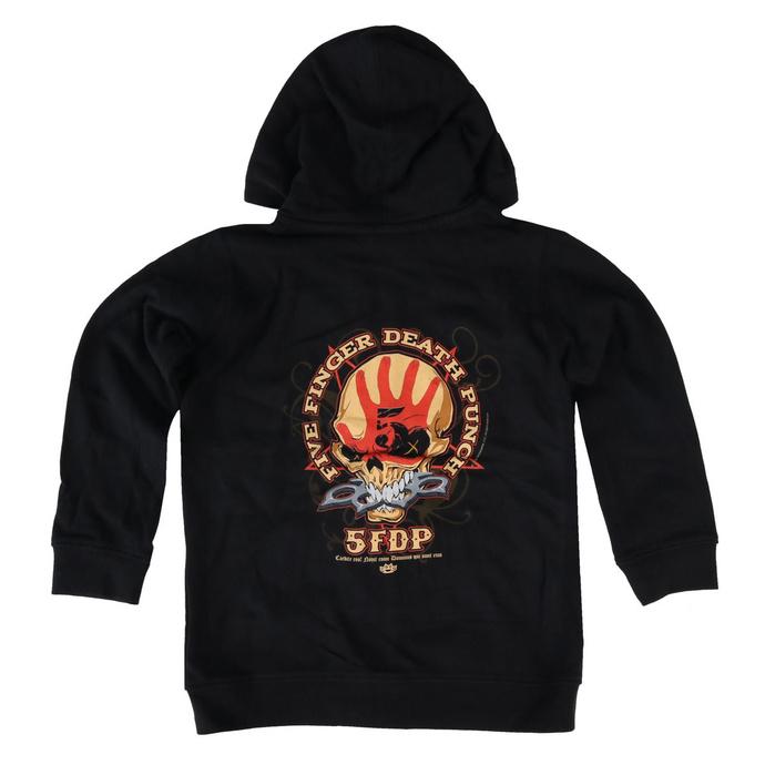 mikina dětská Five Finger Death Punch - Knucklehead - Metal-Kids