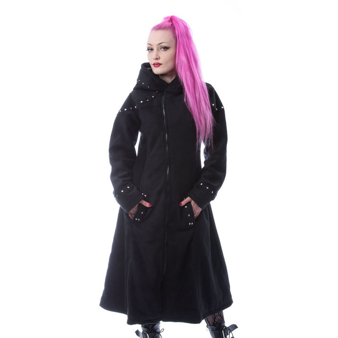 kabát dámský POIZEN INDUSTRIES - STORY - BLACK