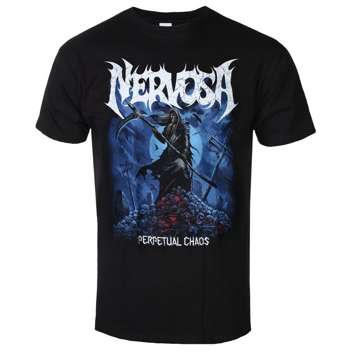 tričko pánské NERVOSA - Perpetual Chaos - NAPALM RECORDS