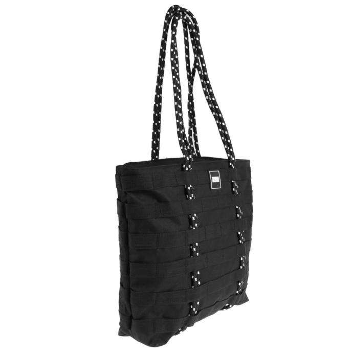taška (kabelka) URBAN CLASSICS - Worker Shopper Bag - black