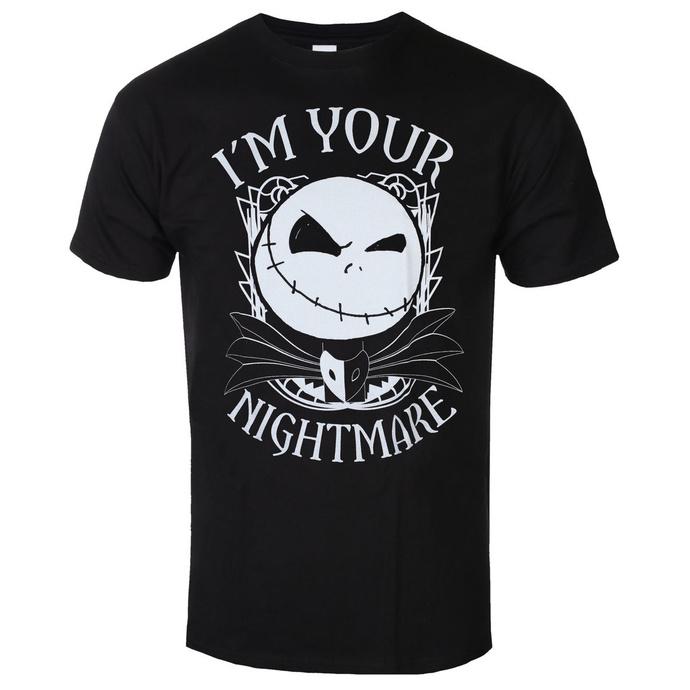tričko pánské Nightmare Before Christmas - I'm Your Nightmare - Black