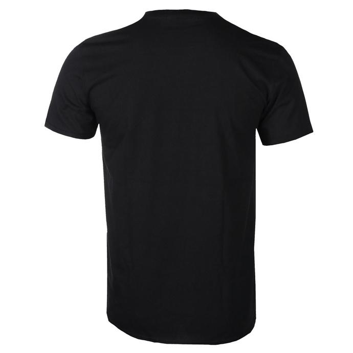 tričko pánské AC/DC - Logo & Stripe - BL - ROCK OFF