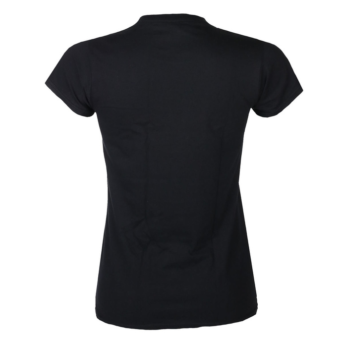 tričko dámské Rancid - Cadillac Fitted - Black - KINGS ROAD