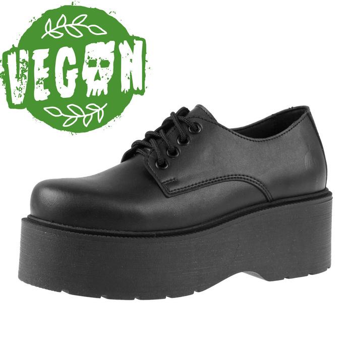 boty dámské ALTERCORE - Spell Vegan - Black