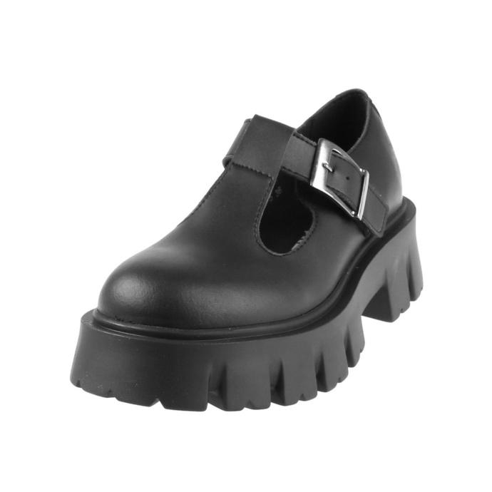boty dámské ALTERCORE - Jane Vegan - Black