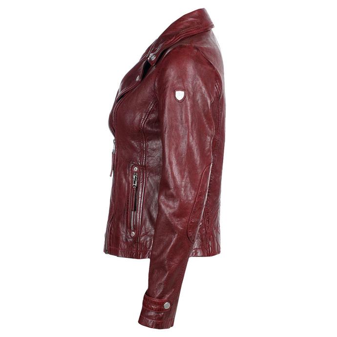 bunda dámská (křivák) GGSami LACAV - OX RED
