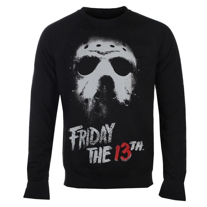 mikina pánská Friday The 13th - Black - HYBRIS