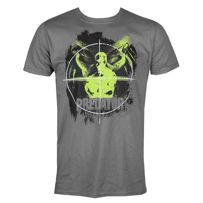tričko pánské Predator - Crosshair - DarkGrey - HYBRIS