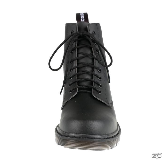boty 8 dírkové ALTERCORE - Vegetarian - Black - 651M - POŠKOZENÉ