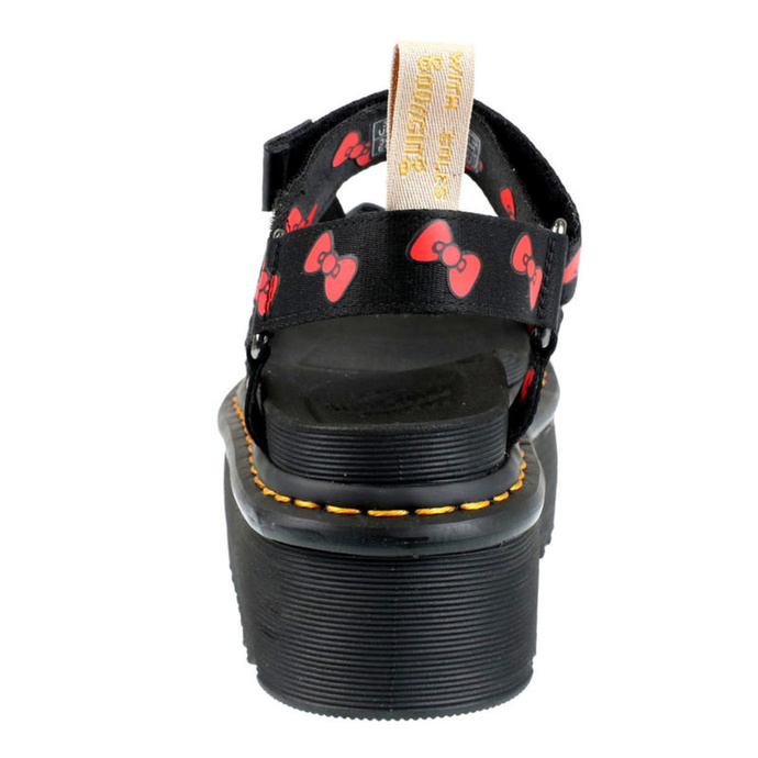 boty dámské (sandály) DR. MARTENS - Hello Kitty - Sandal HK - POŠKOZENÉ