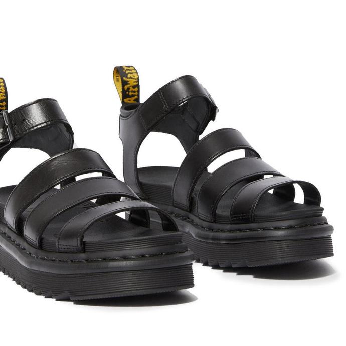 boty dámské (sandály) DR. MARTENS - BLAIRE - DM24191001 - POŠKOZENÉ
