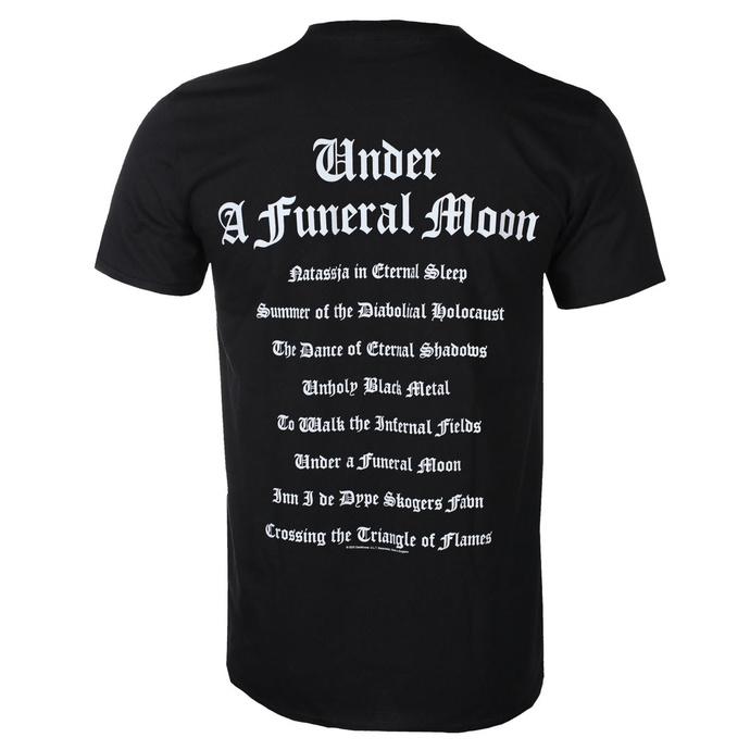 tričko pánské Darkthrone - Under A Funeral Moon - RAZAMATAZ
