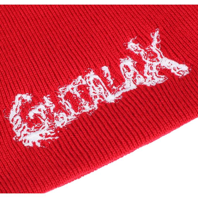 kulich GUTALAX - classic red Beanie - white - ROTTEN ROLL REX