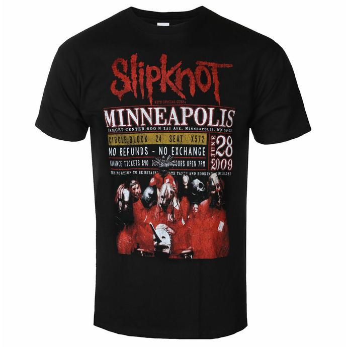 tričko pánské Slipknot - Minneapolis '09 - ROCK OFF