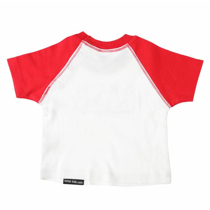 tričko dětské Arch Enemy -  red/white