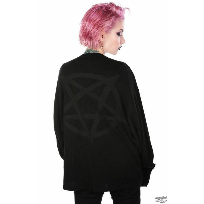 svetr dámský DISTURBIA - Pentagram - DXDK-41 - POŠKOZENÝ