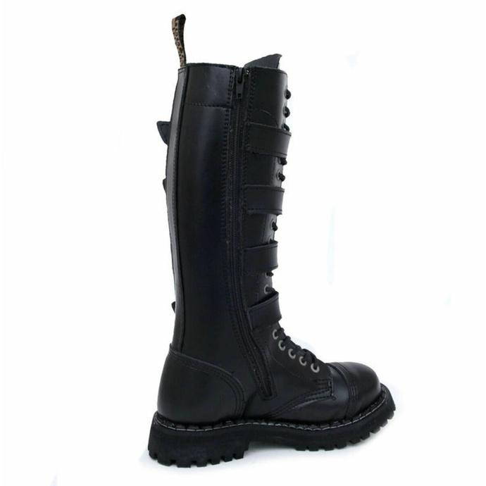 boty STEEL - 20 dírkové 139/140  4P - POŠKOZENÉ