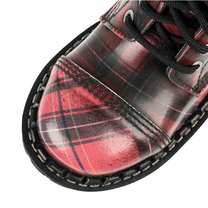 boty STEADY´S - 10 dírkové - Grille Scotish