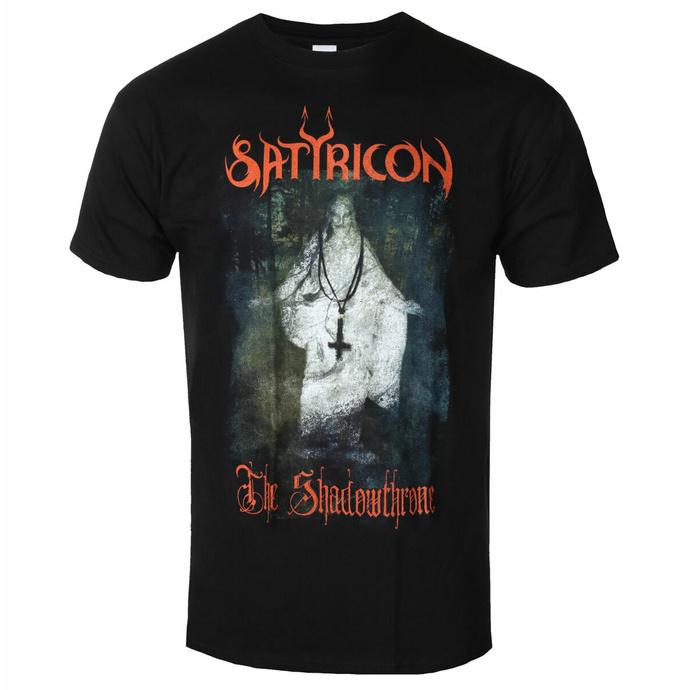 tričko pánské SATYRICON - The Shadowthrone - NAPALM RECORDS