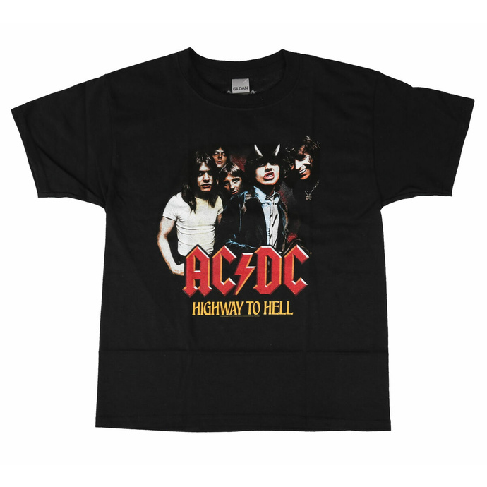 tričko dětské AC/DC - Highway to hell