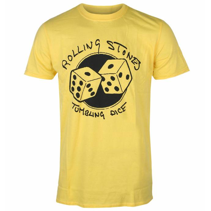 tričko pánské Rolling Stones - Tumbling Dice YELL - ROCK OFF