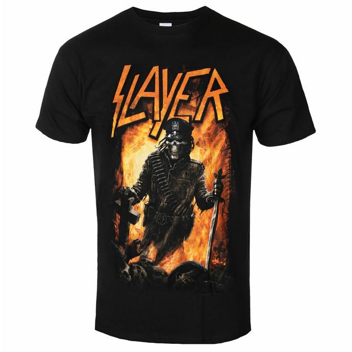 tričko pánské Slayer - Aftermath BL - ROCK OFF