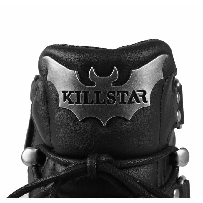 boty dámské KILLSTAR - Coffin Sleep - Black