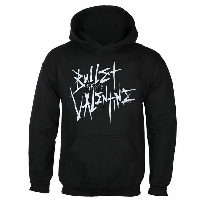 mikina pánská Bullet For my Valentine - Large Logo & Album Back BL - ROCK OFF