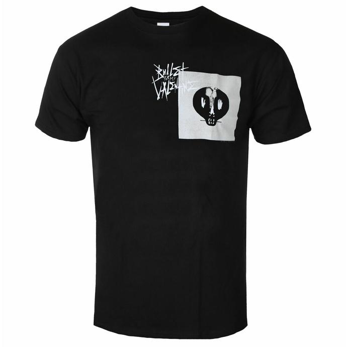tričko pánské Bullet For my Valentine - Album Cropped & Logo BL - ROCK OFF