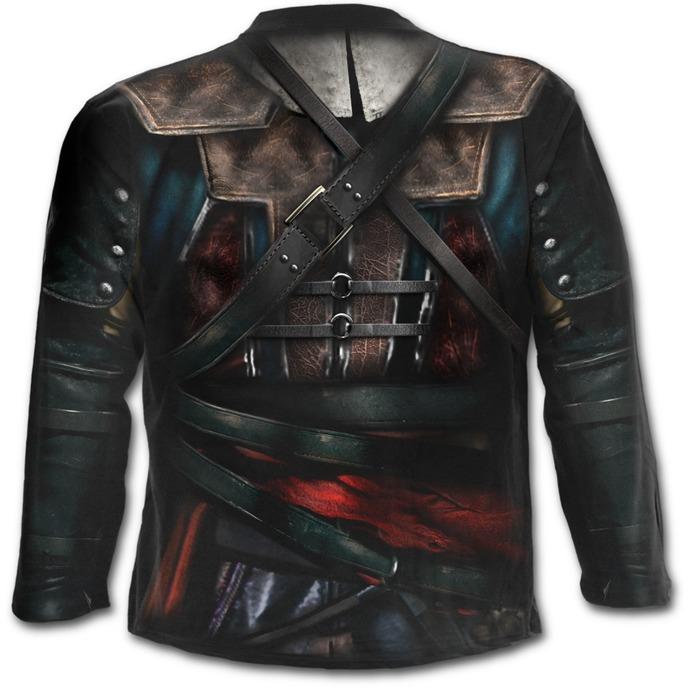 tričko pánské s dlouhým rukávem SPIRAL - ASSASSIN´S CREED - IV BLACK FLAG