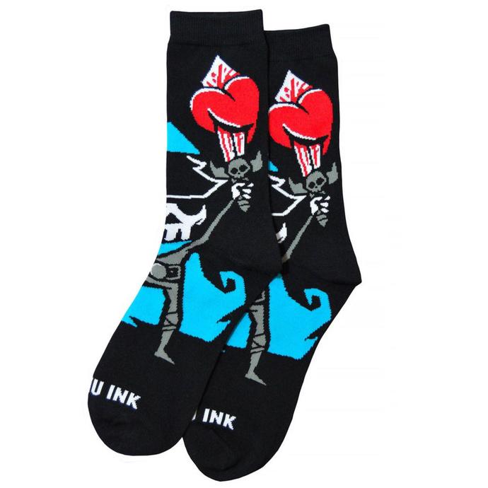 ponožky unisex AKUMU INK - Game Changer