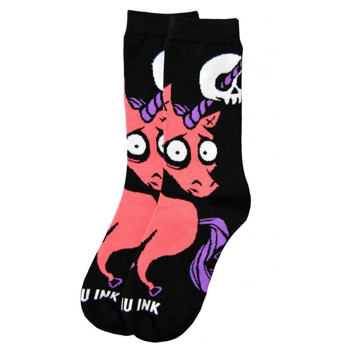 ponožky unisex AKUMU INK - Deadly Myth