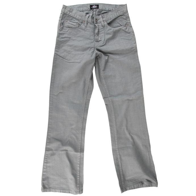 kalhoty pánské ADIO - VINTAGE FIT GREY DENIM