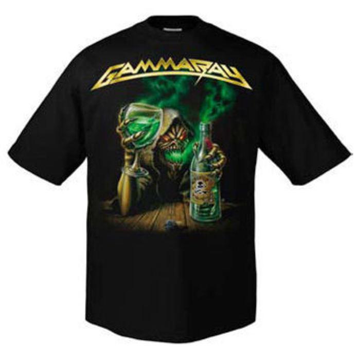 tričko pánské Gamma Ray - Absinth - ART-WORX
