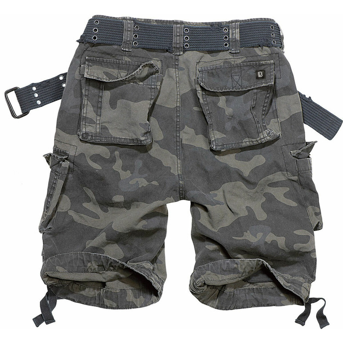 kraťasy pánské BRANDIT - Gladiator Vintage Shorts Darkcamo