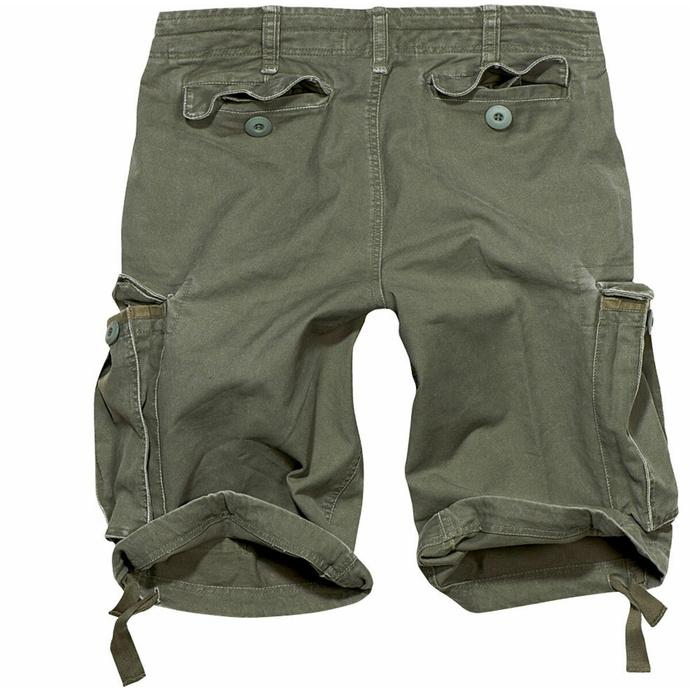 kraťasy pánské BRANDIT - Vintage Shorts Oliv