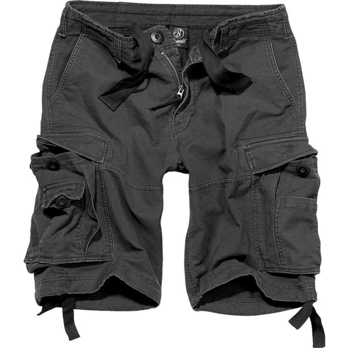 kraťasy pánské BRANDIT - Vintage Shorts Black