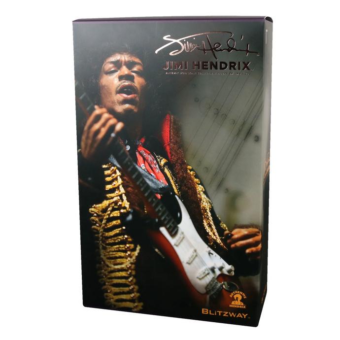 figurka (dekorace) Jimi Hendrix