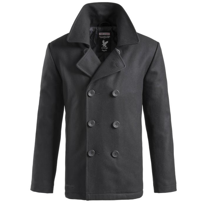 kabát pánský SURPLUS - PEA - Black