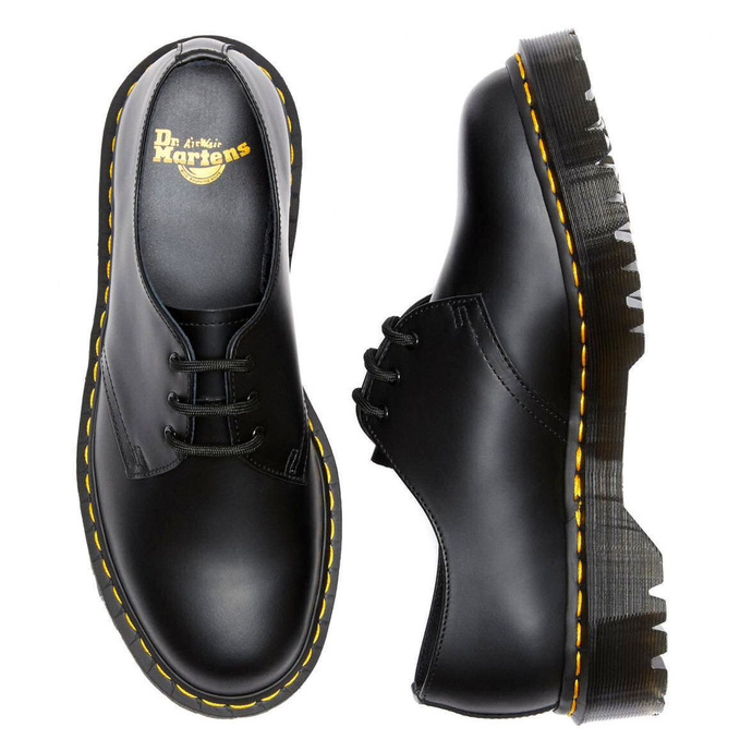boty DR. MARTENS - 3 dírkové - 1461 BEX