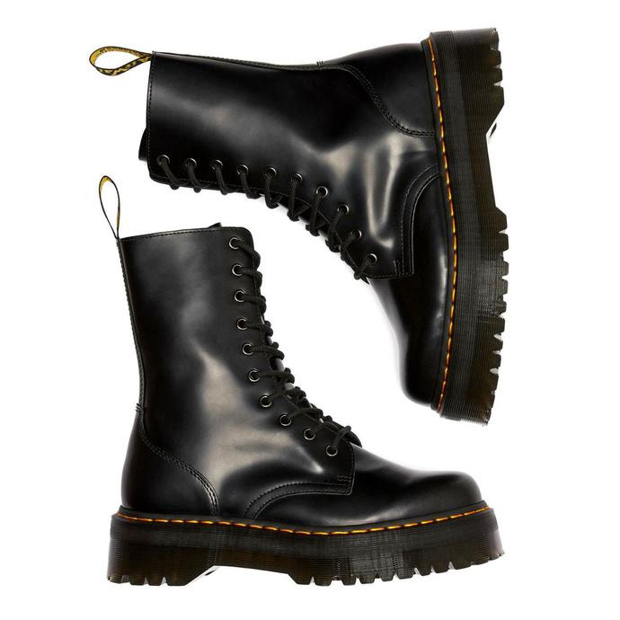 boty DR. MARTENS - 10 dírkové - Jadon Hi