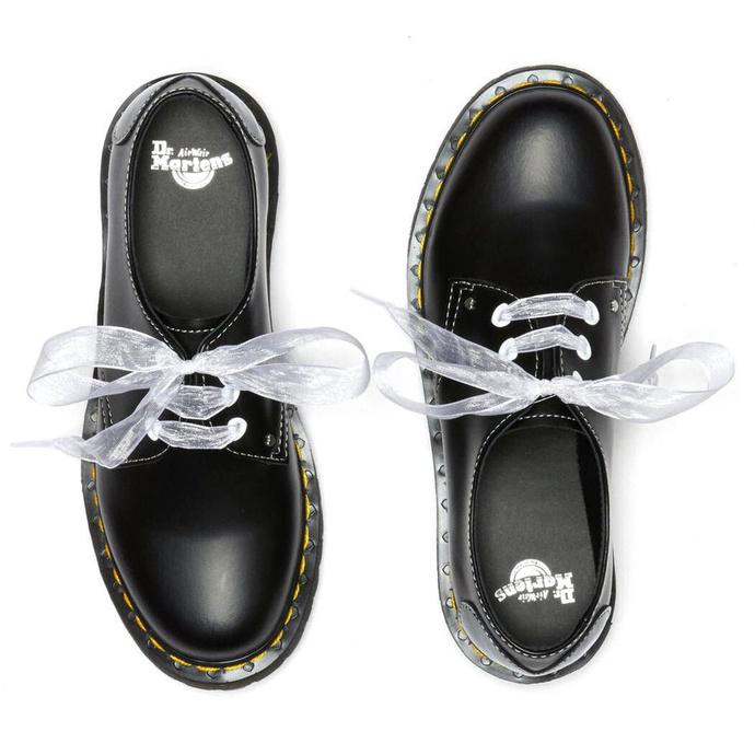 boty dámské DR. MARTENS - 1461 Hearts - black