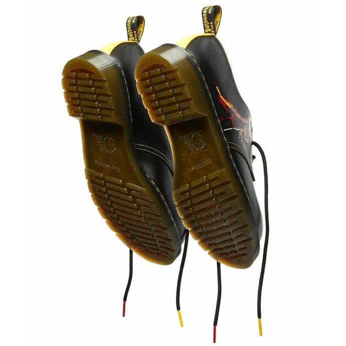 boty DR. MARTENS - 3 dírkové - 1461 Basquiat