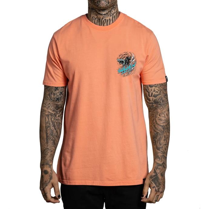 tričko pánské SULLEN - SHREDDING - CORAL