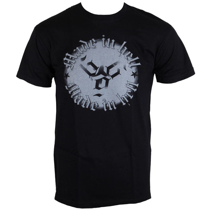 tričko pánské Made in Hell 1