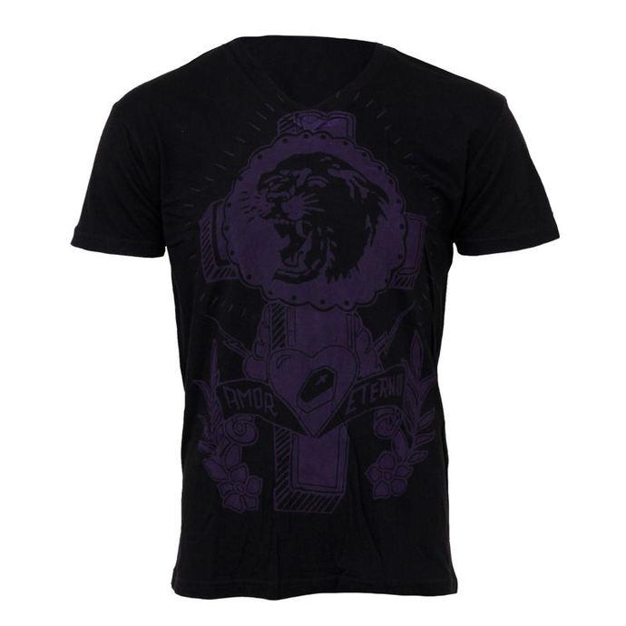 tričko pánské SOMETHING SACRED - Tiger Cross