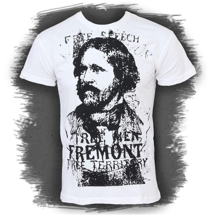 tričko pánské SOMETHING SACRED - Freemont - V-neck