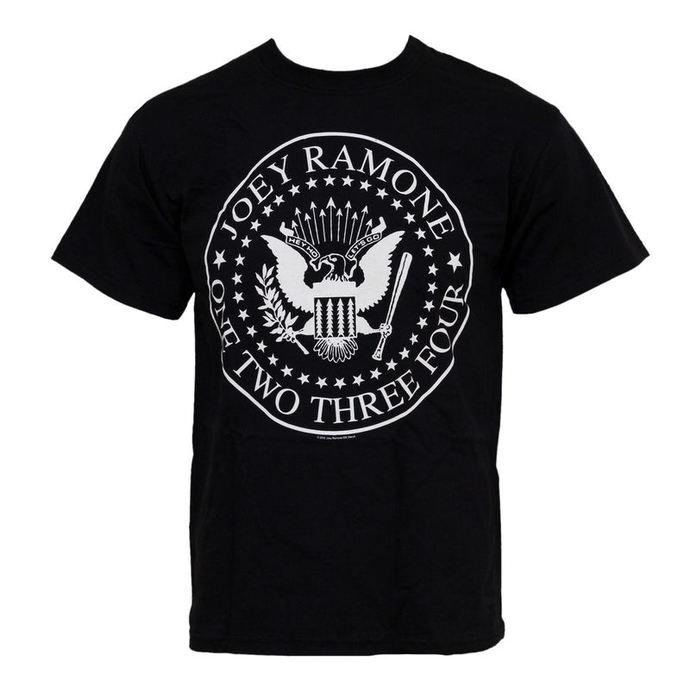 tričko pánské Joey Ramone - 1234 Seal - ROCK OFF